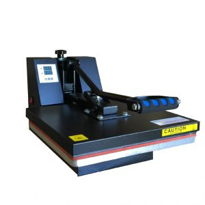 Digital Heat Press Industrial- 5-by-15-Inch Sublimation T-Shirt Heat Press, Black DG Heat Press-1710