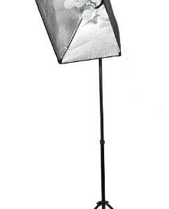 2800 Watt Lighting Kit With Boom Arm Hairlight Softbox Lighting Kit-243