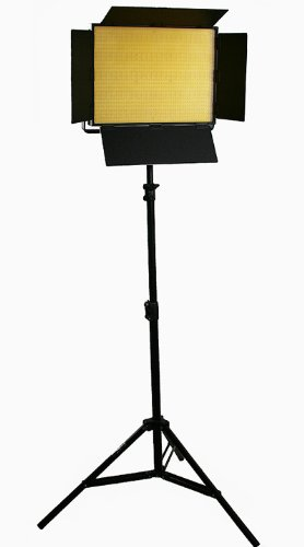 Dimmable 3 x 1200 LED Lite Panel Video Photography LED Lighting Kit-1537