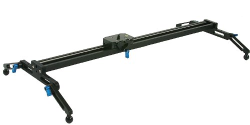 "30"" Camera Video Track Slider Video Stabilizer DSLR Slider 80Slider-0"
