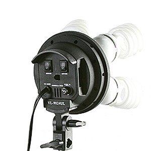 3200 Watt Softbox Photo Video Studio Portrait Lighting with 10x12 CHROMAKEY Muslin Green Screen Backdrop Support Stand Set H604SB2-1012G-1289