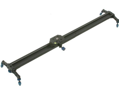 46'' 120cm Camera Track Dolly DSLR Camera Slider Ball Bearing Stabilization for DSLR DV H3-120 -1643
