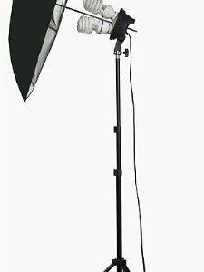 Video Light kit L Umbrealla Softbox Lighting Kit 2400w Portrait Lighting 9004S 3k-413