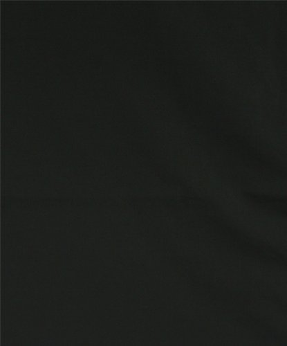 6x9 ft Black Studio Portrait Photography Muslin Backdrop-0
