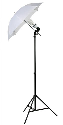 10' X 20' Black Muslin Backdrop Umbrella Softbox Lighting Kit K15 10x20Black-378