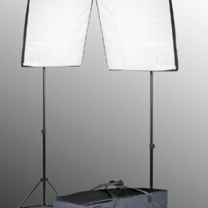 2000 Watt Digital Video Continuous chroma key green screen Lighting Kit VL9026S-132