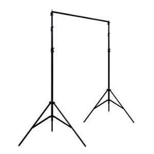 Telescopic Background Stand Backdrop Support System-0