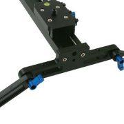 "46"" Professional DSLR SLIDER Camera Track Dolly Video Stabilizer Tripod Track Dslr Slider For Nikon Canon 120SLIDER-1129"