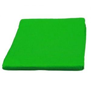 Chromakey Green Screen Muslin Backdrop Support System Kit, 10x12 Ft Chromakey Green Muslin Backdrop UL30 10x12 Green-953