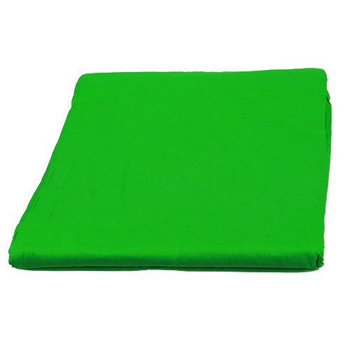 Chromakey Green Screen Muslin Backdrop Support System Kit, 10x12 Ft Chromakey Green Muslin Backdrop UL30 10x12 Green-953