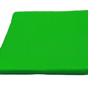 6'x9' Green Screen and Backdrop Support System H69 Green-205