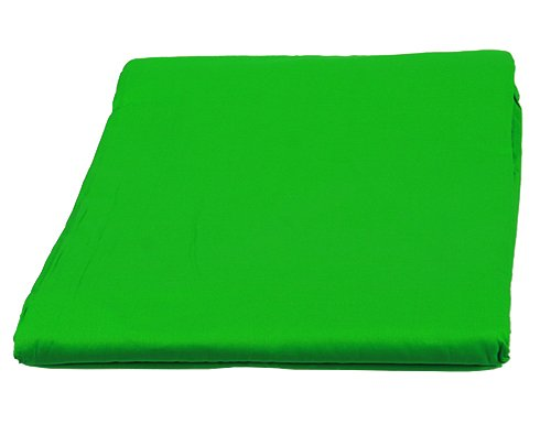 6 x 9 ft Chromakey Green Screen Muslin Backdrop-270