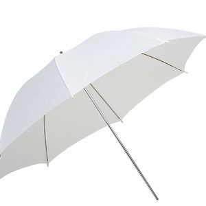 soft white umbrella