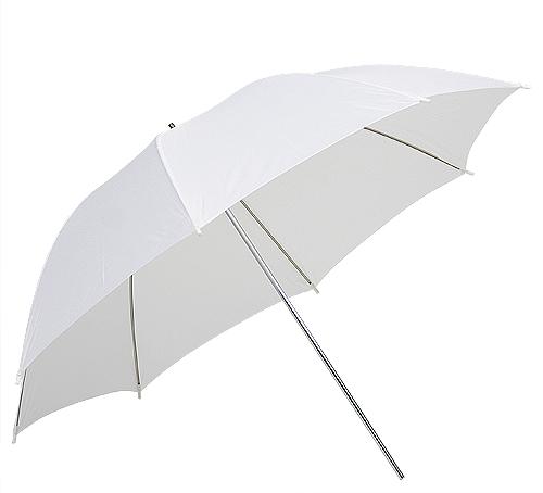soft white umbrella