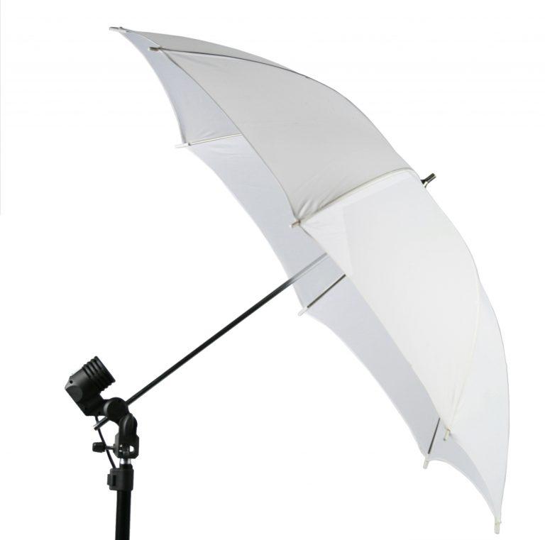 umbrella light holder