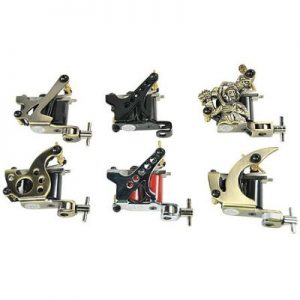10 Gun Tattoo Kit Tattoo Machine Tattoo Gun By Fancier A01-1007