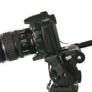 Fancierstudio Professional Video Camera Tripod FC-370 Pro Video Camera Tripod with Fluid Head By Fancierstudio FC-370-305
