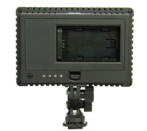 126 Dimmable LED Camera Light Led Camcorder Light Led Light Panel CN126A-407