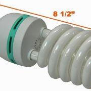 3200 Watt Softbox Photo Video Studio Portrait Lighting with 10x12 CHROMAKEY Muslin Green Screen Backdrop Support Stand Set H604SB2-1012G-1288