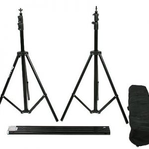 10x12 Black Muslin Video Photography Studio Portrait Backdrop Background Support System UL30 10x12 Black-965