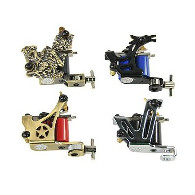 10 Gun Tattoo Kit Tattoo Machine Tattoo Gun By Fancier A01-1010