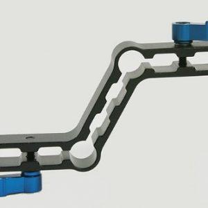 DSLR Camera Shoulder Support Rig Z Shaped Connector for Camera Video Rig Zconnetor-0
