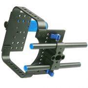 Cinema Camera Cage For Black Magic Video Movie Camera Follow Focus BMC-SHB -1693