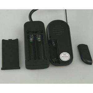 16 Channels Wireless Remote Shutter Release Trigger for Canon EOS 5D, 10D, 20D, 30D, 40D, 1D Mark II C3R-872