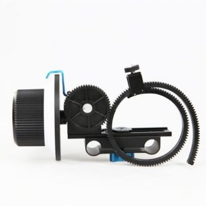 DSLR Shoulder Support Steady Rig 15MM Mount Follow Focus RL02F-364