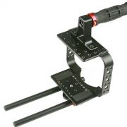 Top Handle Camera Cage For Black Magic Video Movie Camera Follow Focus BMC-R -1681