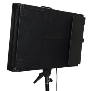 1100W Flat Panel Fluorescent Light Flo panel Flo light Video lighting FL455-961