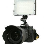 126 Dimmable LED Camera Light Led Camcorder Light Led Light Panel CN126A-0