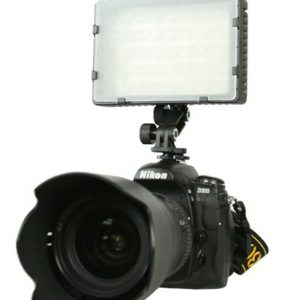 126 Dimmable LED Camera Light Led Camcorder Light Led Light Panel CN126A-0