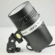 200 Watt Photography Studio Monolight, Studio Strobe Light with 75 W Model Lamp SMD200W -0
