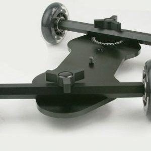 Large Table Flex Dolly Video Stabilization System for DSLR Cameras & Camcorders-1625
