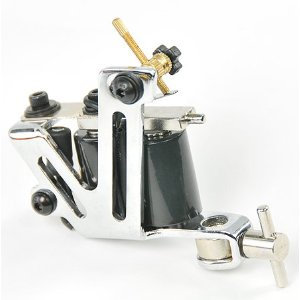 Complete Tattoo Kit 4 Tattoo Machine Kit With Power Supply And Tattoo Needles By Fancierstudio A03-1000