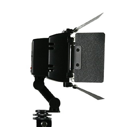 Led Light Panel Rechargable Battery 70 Ultra Bright Camera Video Dv Camcorder Light Lighting Hotshoe Mount Camcorder Video Light - 5600k DV70-893