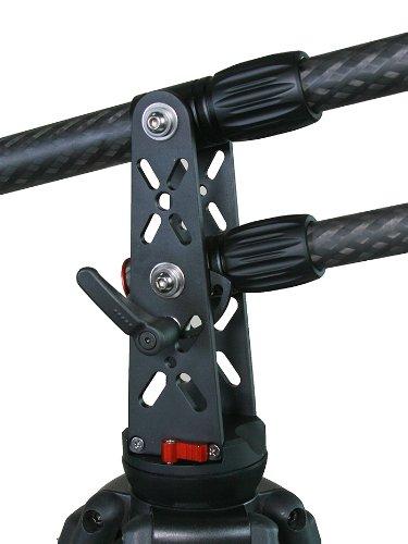 4ft Portable Mini Carbon Fiber Crane Jib Arm Steadicam Camera DSLR Jib Crane EA-500C -1667