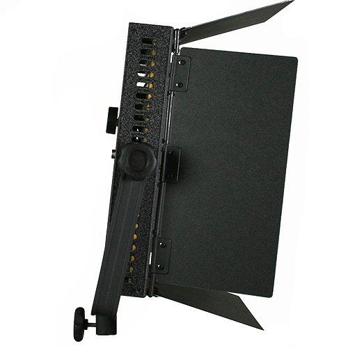 2 x 600 LED Photo Video Light Lighting Video Panel Light Stand Kit-1568