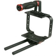 Top Handle Camera Cage For Black Magic Video Movie Camera Follow Focus BMC-R -1685