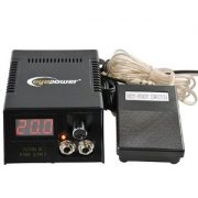 Complete Tattoo Kit 2 Tattoo Machine Kit With Power Supply And Tattoo Needles By Fancierstudio A04-995
