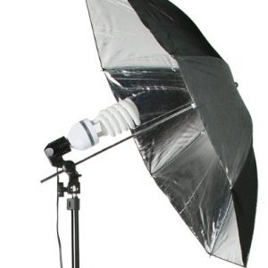1000 Watt Video Lighting Umbrella Softbox Kit DK1000-388