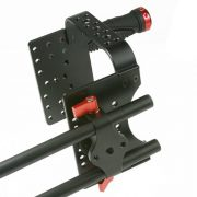 Top Handle Camera Cage For Black Magic Camera Video Movie Camera Follow Focus BMC-M -1687