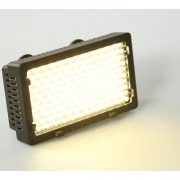 240CHB 240 LED Dimmable Hot Shoe Light with Barndoor and Diffuser-918