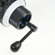 Professional DSLR RIG Shoulder Mount Follow Focus Whips, Crank, Matte Box Support System Kit Rig DSLR RLO3-1101