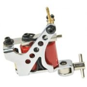 Complete Tattoo Kit 2 Tattoo Machine Kit With Power Supply And Tattoo Needles By Fancierstudio A04-997