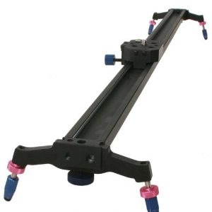 40'' Camera Track Dolly DSLR Ball Bearing Camera Slider Stabilization for DSLR DV H3-100 -1635