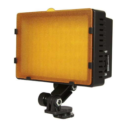 126 Dimmable LED Camera Light Led Camcorder Light Led Light Panel CN126A-412