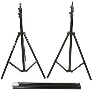 Background Stand Backdrop Support System Kit 8ft by 10ft wide TB30-147
