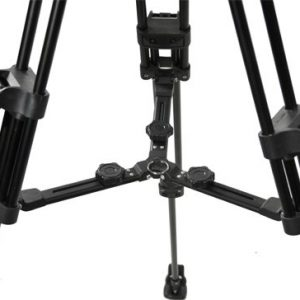 Fancierstudio Professional Video Camera Tripod FC-270 Pro Video Camera Tripod with Fluid Head By Fancierstudio FC-270-188